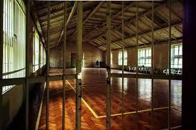 Die ehemalige Turnhalle