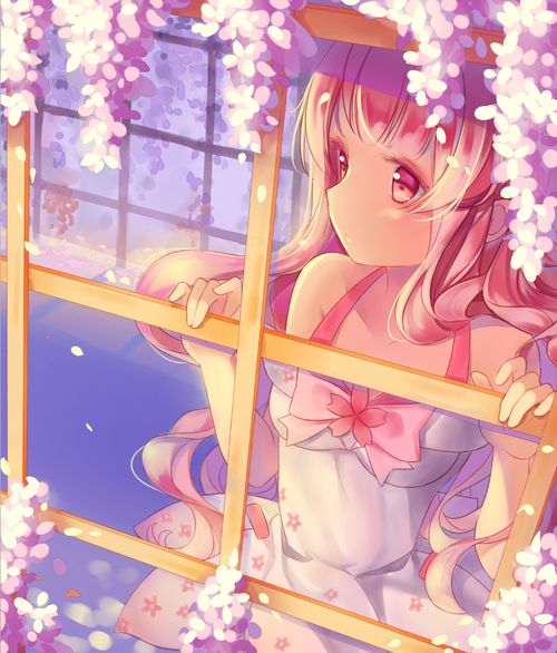 anime girl~ | via Tumblr: