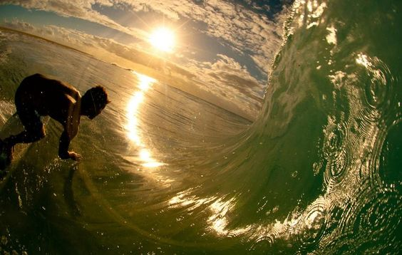 Very nice surf session by Ben Bourgeois in the Caribbean!! Photo by: Chris Burkard Photography #surf #surfing #surfer #chrisburkard #Caribbean #ocean #sea #sun #sunrise #wave