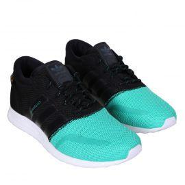 Adidas Shoe Los Angeles Low-sneaker Schwarz Mint