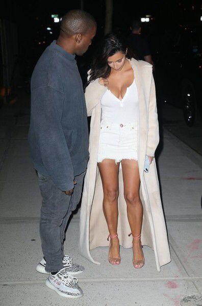 Kim Kardashian 8/29/16