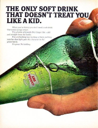 advertisement and soft drinks essay Soda essayssoda, pop, seltzer, tonic, sparkling water - these are all names for carbonated drink, more commonly known as soft drink it is the latest trend in beverages today.
