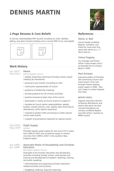 Professional Resume Template Pastor Resume Samples Visualcv Resume Template Professional Resume Template Human Resources Resume