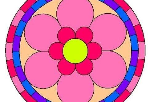 Kolay Mandala Ornekleri Cizimi Ile Cocuklarinizin Yeteneklerini Gelistirin Cizim Mandala Boyama Sayfalari