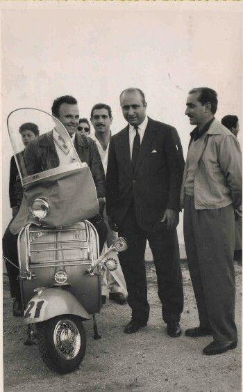 Vespa Fangio