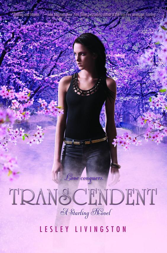 Transcendent by Lesley Livingston (HarperTeen, December 2014)