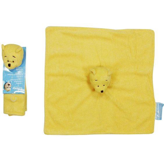 Doudou WINNIE l'OURSON  Condition: New product  Doudou Winnie l'ourson  100% Polyester