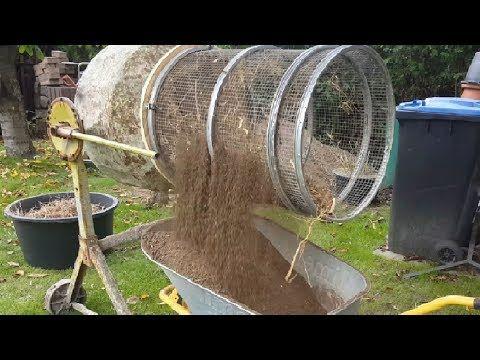Youtube Kompost Gartenerde Garten