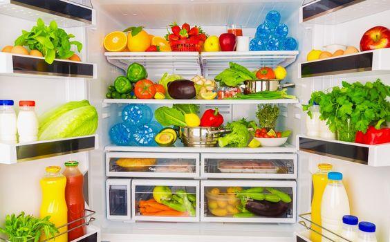 truques funcionais para organização da sua geladeira