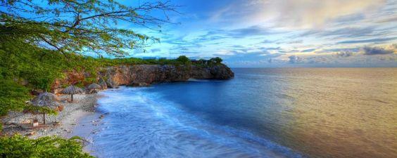 Les plages de Curaçao - Antilles néerlandaises                                                                                                                                                      More
