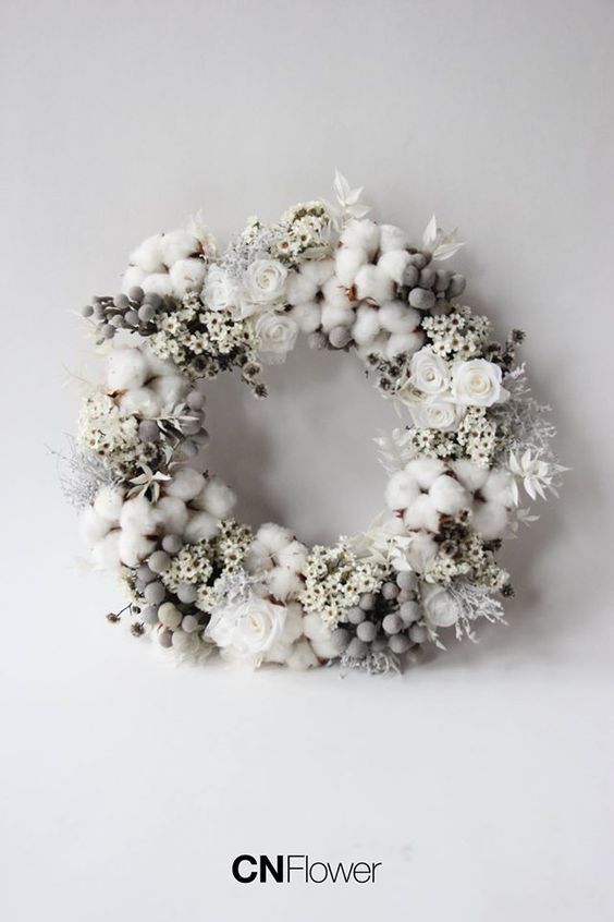 from CNFlower Taiwanese flower art companty #Taiwan #wreath