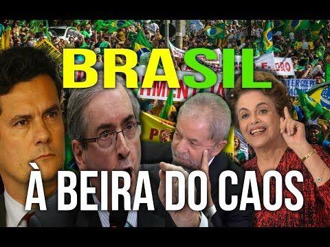 Fim do Mundo em 2016 ???: BRASIL À BEIRA DO CAOS!