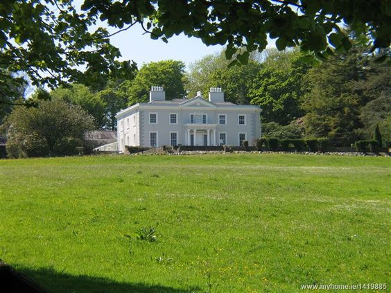The Hollywood House Estate,With about 20 Hectares, 50 Acres, Glenealy, Co. Wicklow MyHome.ie Residential