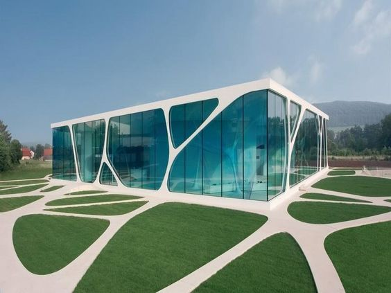 Famous modern architects modern architecture design and for Famous modern architecture buildings
