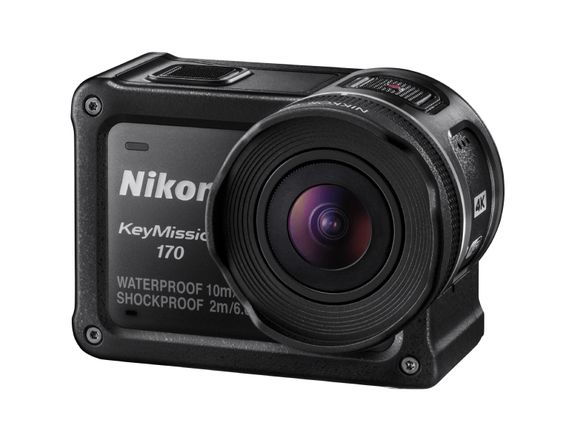 NIKON KeyMission170 Actioncam - Media Markt