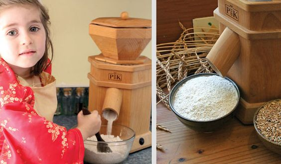 Home Milling, which one do you buy? Check these options out from Pioneer Valley Heritage Grains