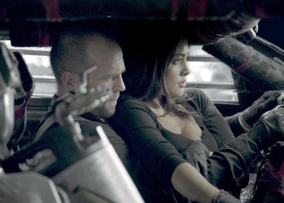 Natalie Martinez, Jason Statham