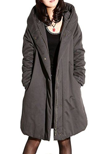 Mordenmiss Women's Cotton Coat Winter Trenchcoat Outerwear With Pockets L Gray Mordenmiss http://www.amazon.com/dp/B00QLG5H7I/ref=cm_sw_r_pi_dp_VTghwb1E91BET
