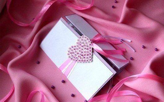 Valentinstag Karte - Bastelideen für DIY Karte - fresHouse