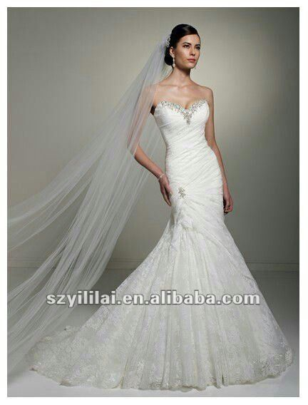 My wedding dress its almost the same