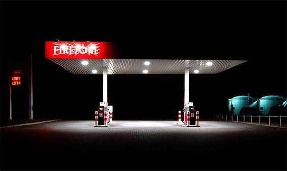 Paul van Hulzen : 'On the Road' Series (Photography)