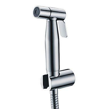 Badkar badkarsblandare med dusch : samtida rostfritt stål krom bidé kran utan tilloppsslangen och ...