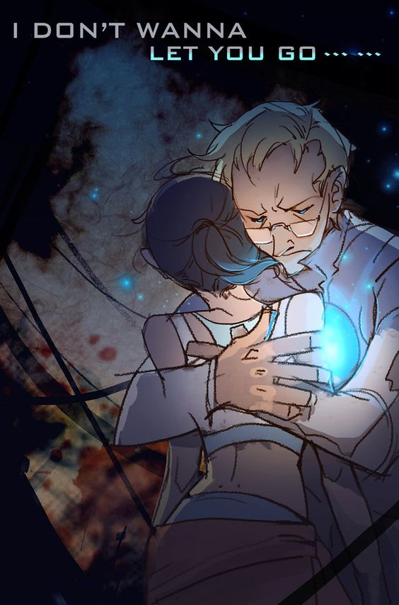 Portal 2 I donot wanna let you go Wheatley by ~biggreenpepper