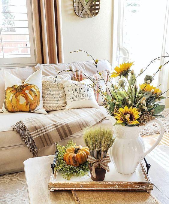 Emma Courtney: Home: Fall Decor Inspirations