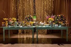 Resultado de imagem para decoração vintage festa noivado