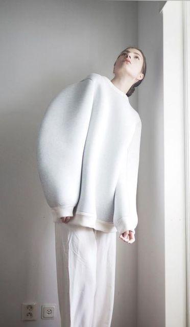 Novas formas  #e-nsaios #moda #inspiracao #feminino #inverno #winter #FocusTextil