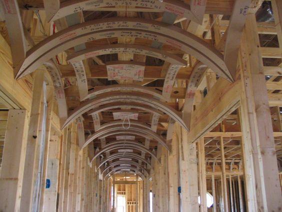 Archways Ceilings Made Easy Acme Groin Vault Gallery