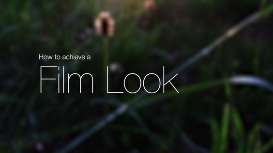 How to achieve a Film Look - DSLR film making - YouTube - http://blog.planet5d.com/2016/03/how-to-achieve-a-film-look-dslr-film-making-youtube/