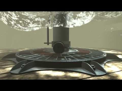 Bischofsmais - REHART Wasserkraftanlage - YouTube