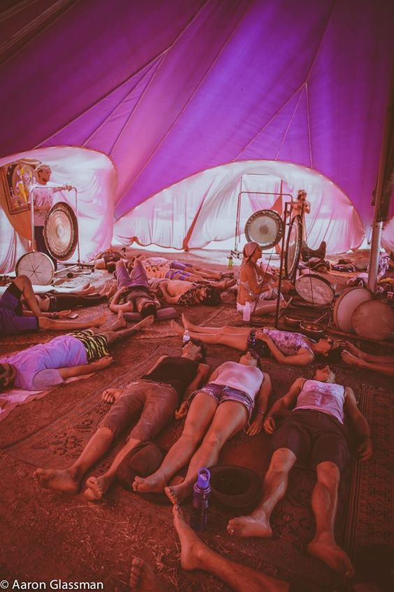 """""""Lightning in a Bottle sets the transformational festival standard high when it comes to creating a thriving community where attendees can grow through inspiration, self-realization and sustainability."""""""