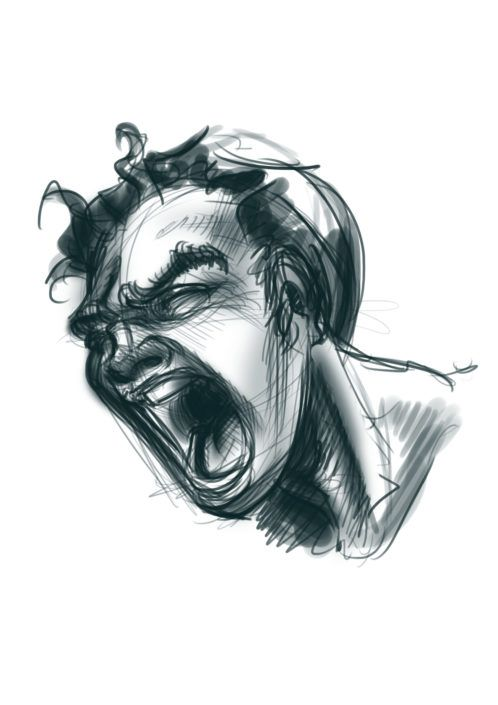 42+ Screaming faces information