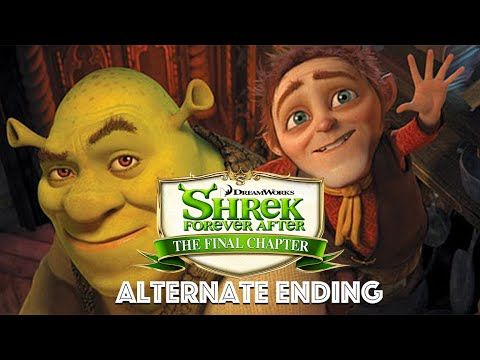 Shrek Forever After 2010 Alternate Ending In 2020 Show Video Movies And Tv Shows Parody