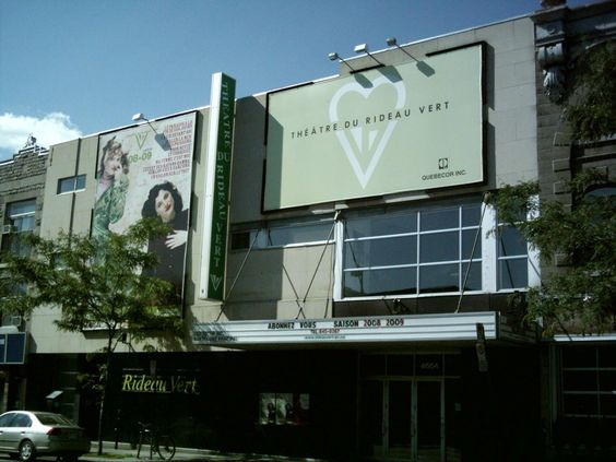 14 octobre 1960 Le Théâtre du rideau vert emménage dans le théâtre Stella rue St-Denis https://t.co/2AQo49sJJs https://t.co/9c0CiHmKk9