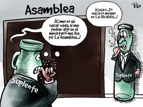 Caricatura del 11 de agosto del 2015