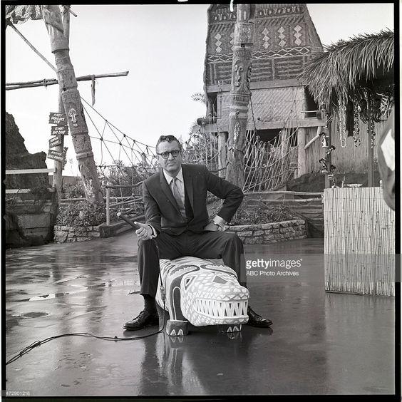 SHOW - Location Shoot at Pacific Ocean Park, Santa Monica - Airdate: December 13, 1961. STEVE