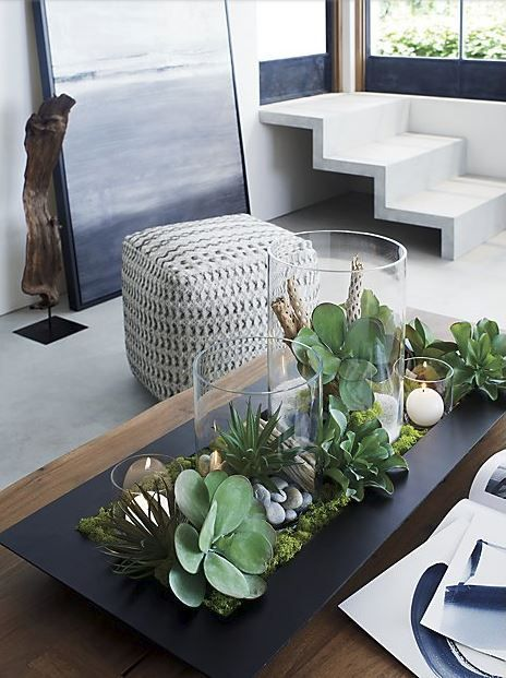 Friday Favs | Vol 7 | Garrison Street Design Studio | Centerpiece | Faux Succulents | Terrarium | Succulents in Containers | Easy Succulents | Plants I Won't Kill | DIY Succulents | Succulent Ideas | Creative Succulents | Plants | Easy Care Plants | Terrarium Ideas | Succulent Centerpiece | Affiliate Link