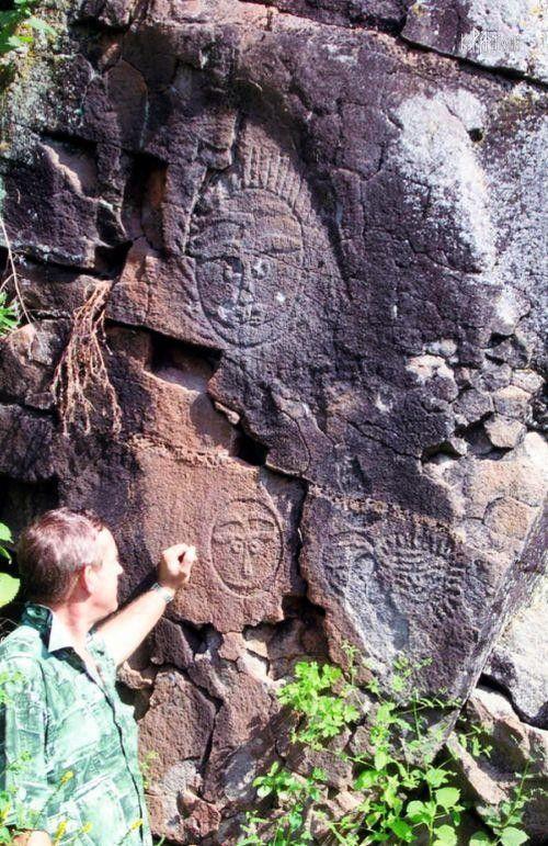Следы древней цивилизации в амурской тайге? » ОКО ПЛАНЕТЫ информационно-аналитический портал