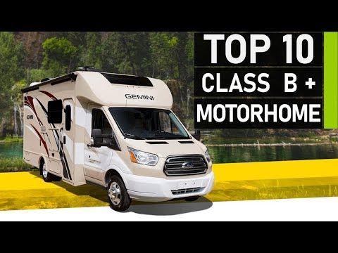 Top 10 Amazing Class B Plus Motorhomes 2020 Youtube Class B