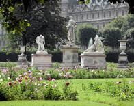 I could spend all day in the Tuileries Gardens