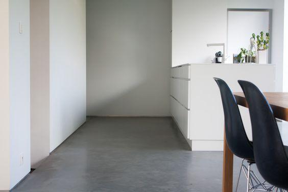 Interieur on pinterest for Deco moderne keuken