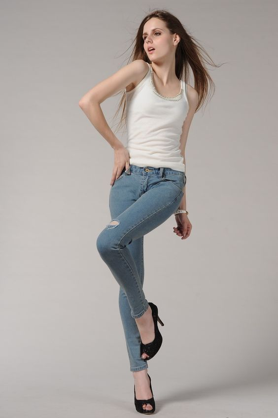 tight jeans women - Buscar con Google | tights | Pinterest ...