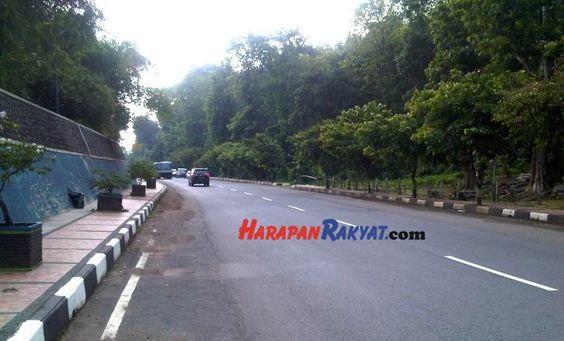 Minim Penerangan, Jalan Siliwangi Banjar Rawan Laka Lantas