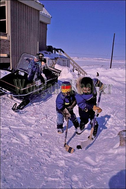 nunavut hockey camp
