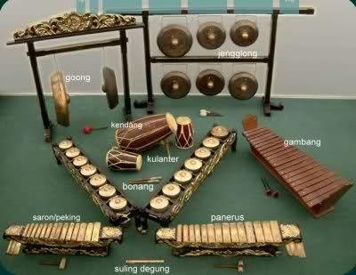 JAVANESE GAMELAN (Java) Javanese gamelan is a musical ...