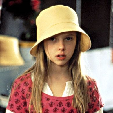 Image result for scarlett johansson as a child actress