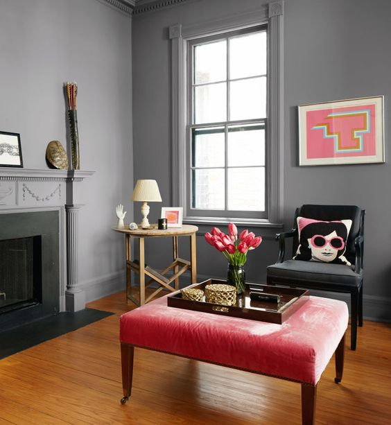 Paint trends we love for 2016 paint colors grey walls Best brand of paint for interior walls